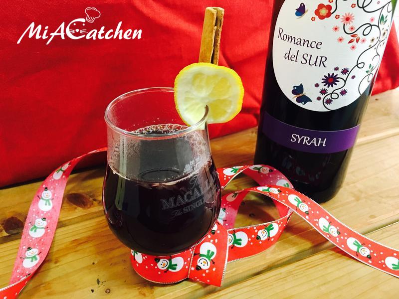 *聖誕* 香料熱紅酒 Glühwein