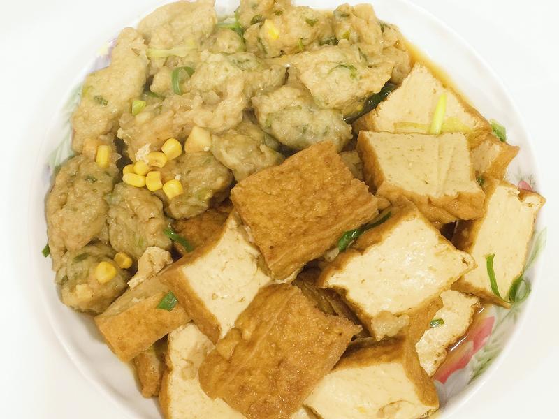 日式醬燉豆腐