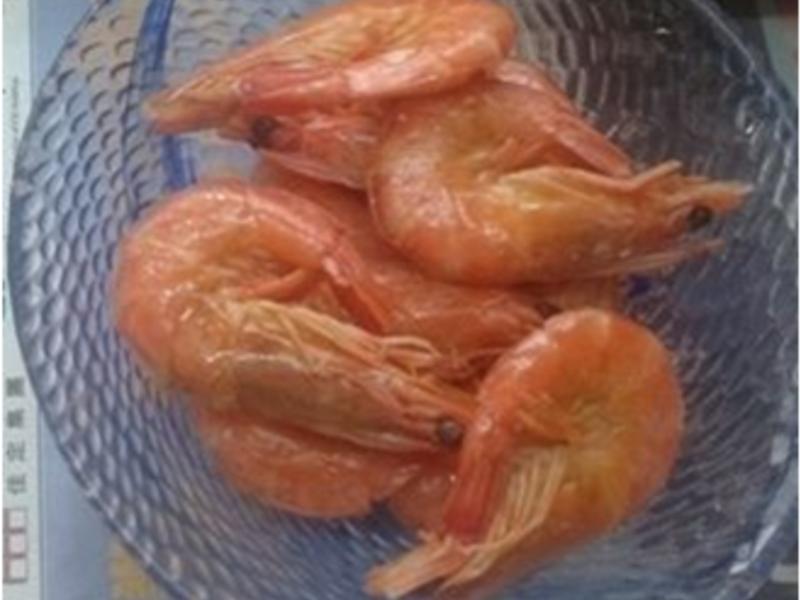 香煎麻油檸檬蝦