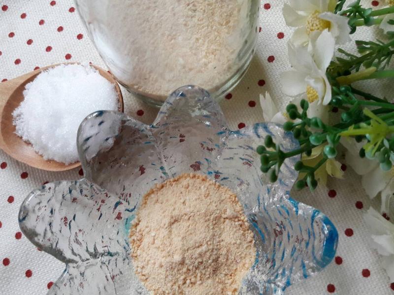 DIY自家製香蒜粉 - 蒜粉變身蒜鹽