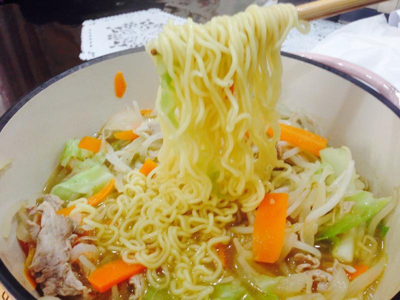 日式泡麵鍋&懶人拉麵