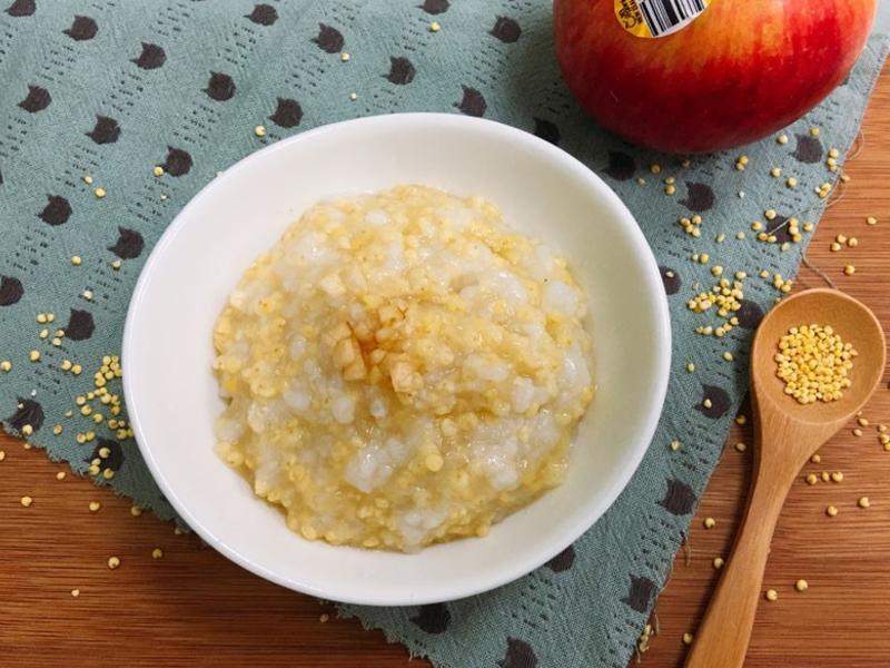 【寶寶副食品】 蘋果莧籽米粥500克