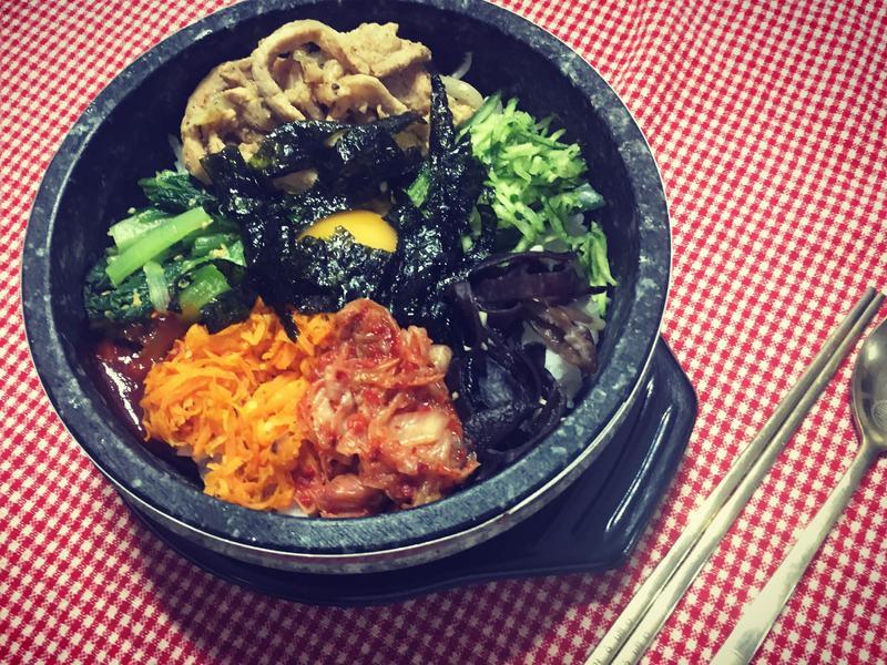 石鍋拌飯비빔밥