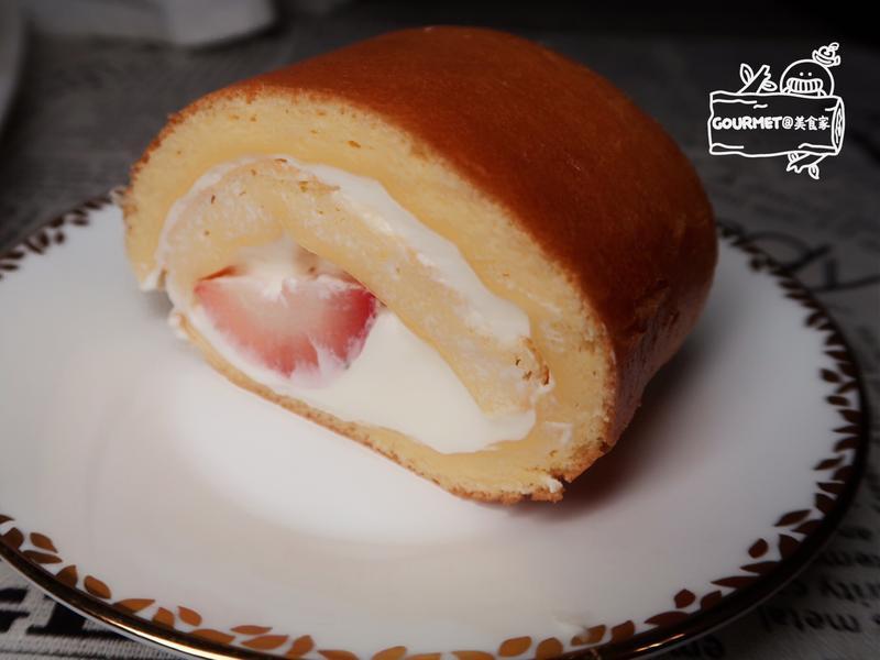 簡易海綿蛋糕&蛋糕捲