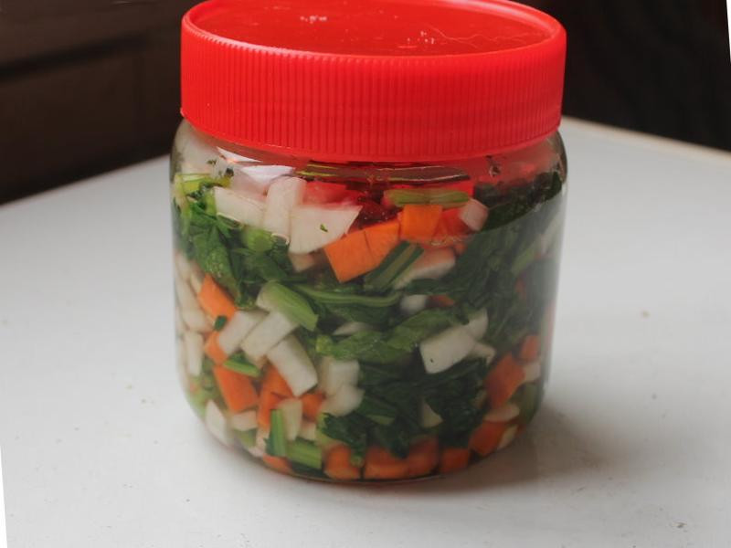 日式漬蘿蔔