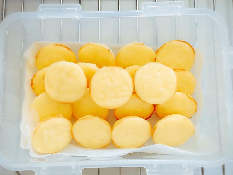多多一口乳酪球
