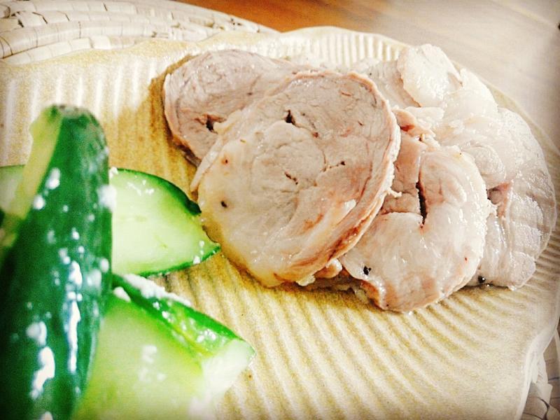 日式叉燒肉一超簡單,美味下酒菜