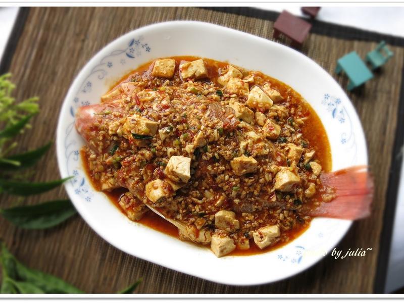 [酒釀豆瓣魚] 川味家常菜