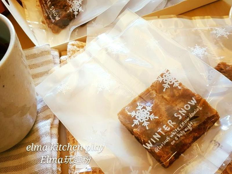 黑糖薑母茶磚