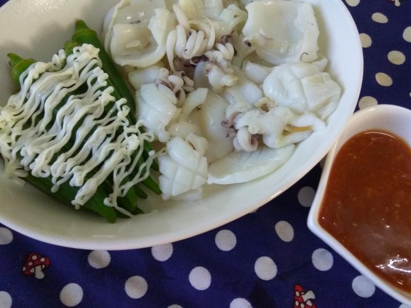 十分鐘上菜─雙味冷盤沙拉