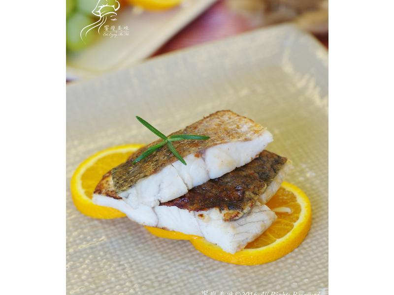 饗瘦美味-煎鱸魚菲力