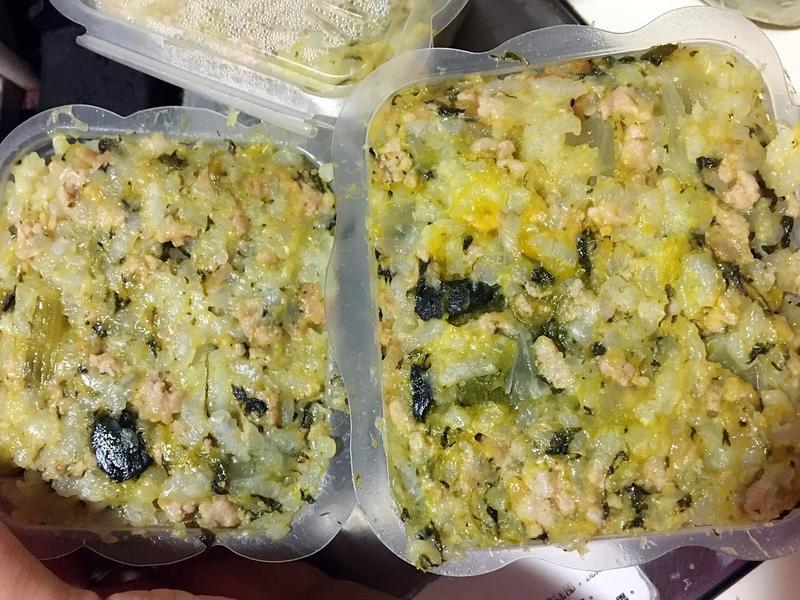 寶寶副食品👶🏻奶香南瓜豬肉飯 1y