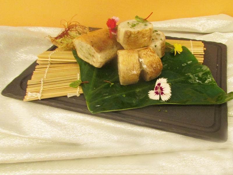 酥香虱目魚飯糰