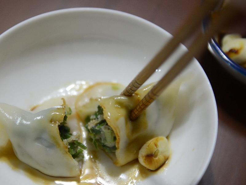 簡單家常味輕鬆打趴市售水餃 韭菜鮮肉水餃
