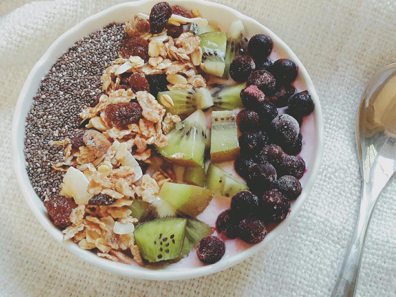 5分鐘 美味穀物早餐