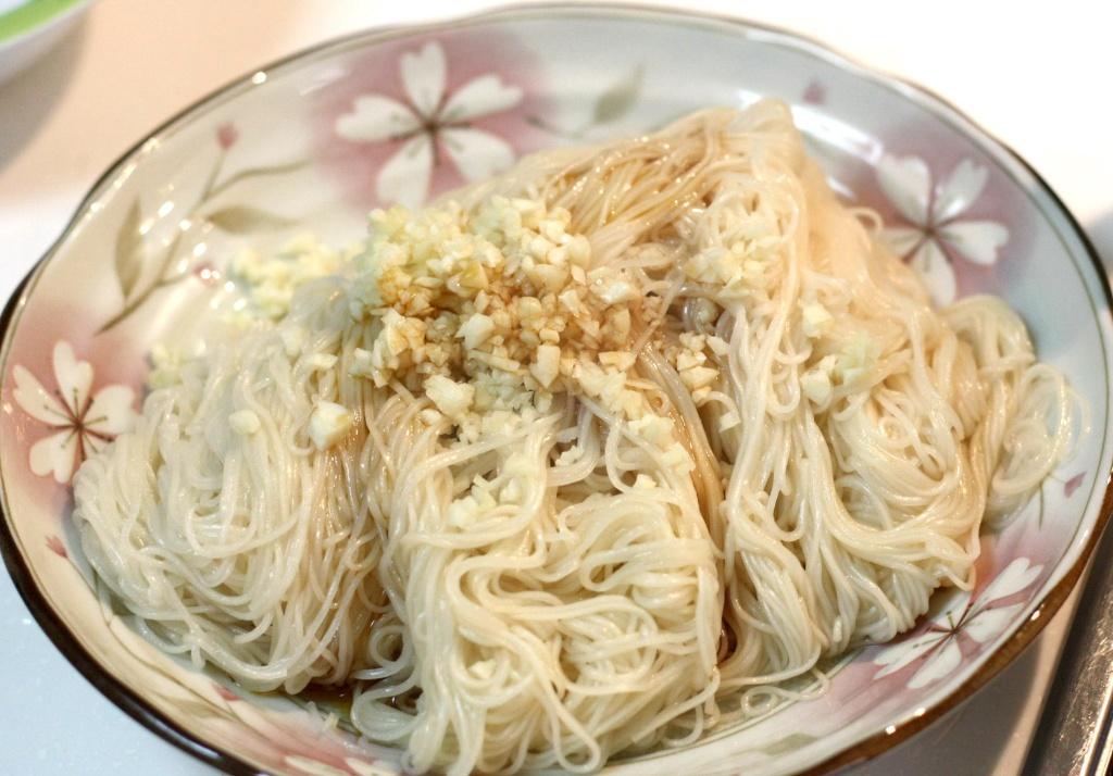 潘順龍福州式手工麵線(乾拌)
