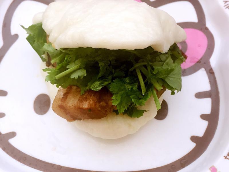 自製台灣小吃一刈包