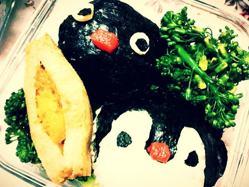凱莉貓~幸福便當(我愛Pingu)