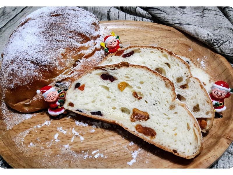 聖誕麵包~史多倫麵包