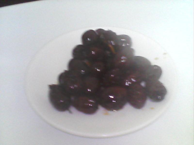 自製黑糖紅棗蜜