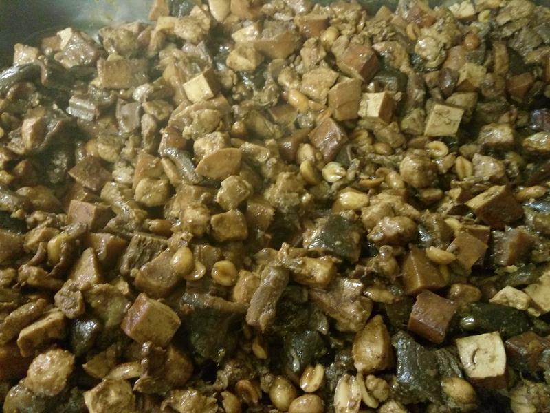 麵食-上海炒醬(麵食佐料)