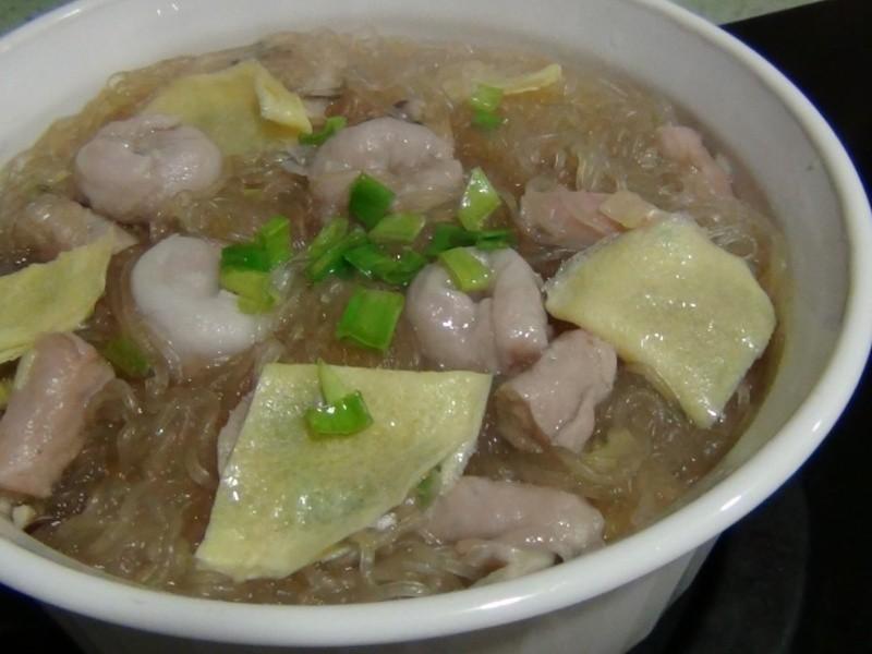 桂冠魚餃粉絲煲