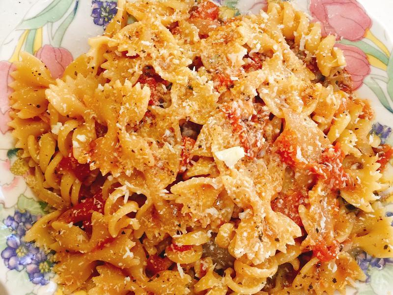 ㄧ鍋到底義大利麵:懶人隨意吃版