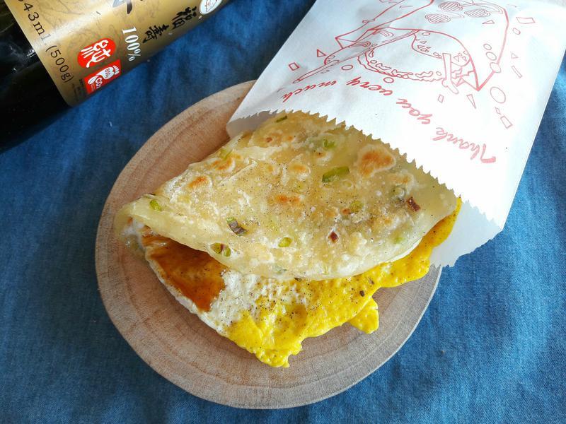 香酥蔥油餅【福壽純芝麻油玩料理】