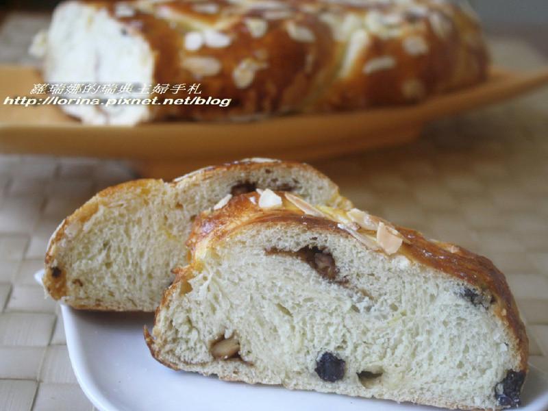 五分鐘麵糰做椰子奶酥葡萄麵包