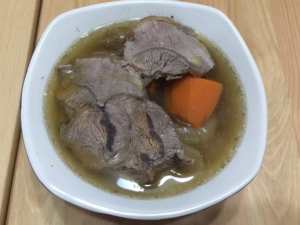 鑄鐵鍋料理-滷牛腱