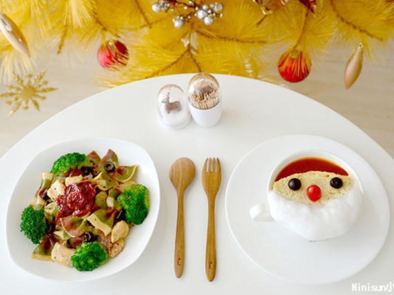 [聖誕節限定]平安夜義大利麵