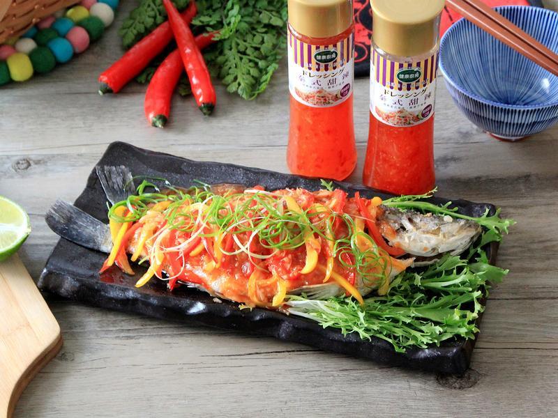 年年慶有魚【健康廚房】