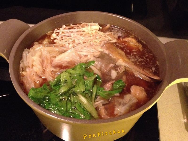 冬日薑母鴨鍋