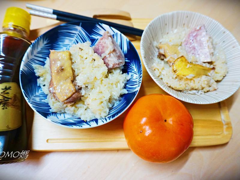 麻油鴨肉米糕【福壽純芝麻油玩料理】