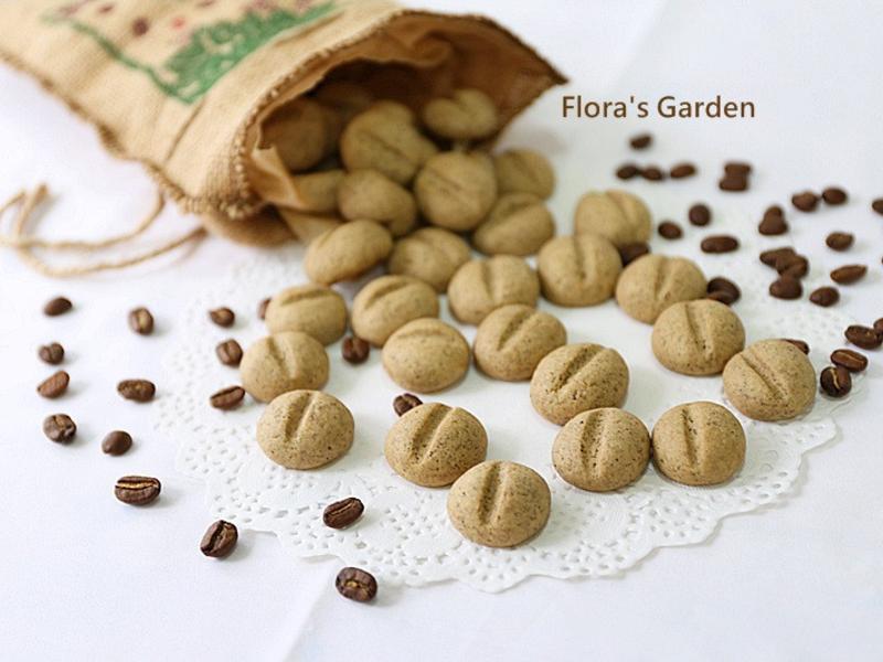 香噴噴咖啡豆餅乾(無泡打粉)