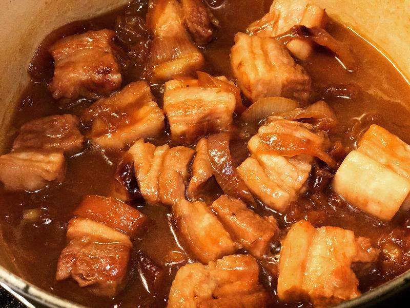 味噌豬腩肉