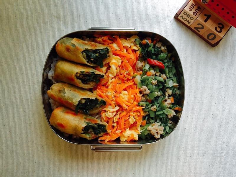 [每日便當]紅蘿蔔炒蛋:超方便省時便當菜