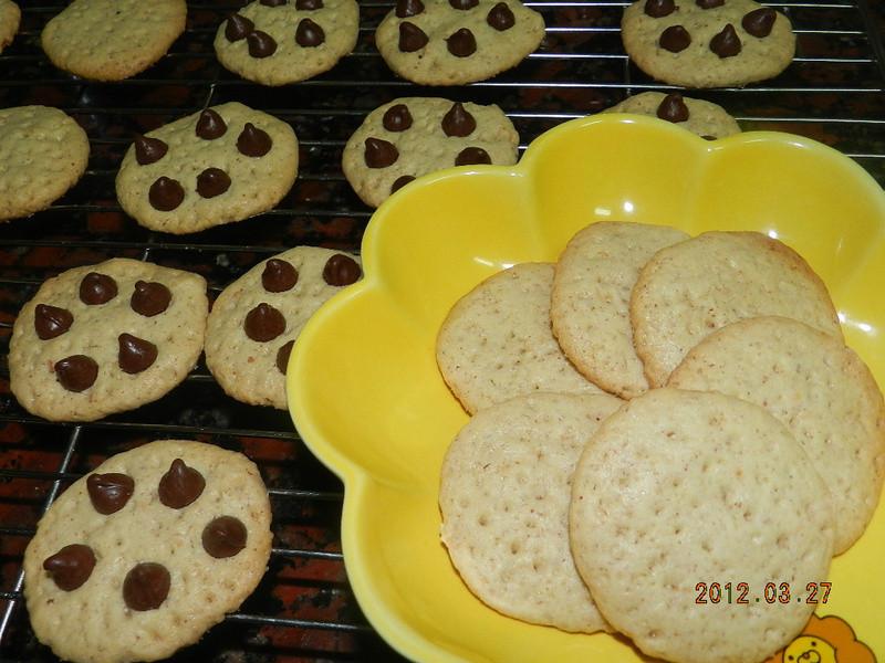 ㄚ曼達的廚房~花生餅乾