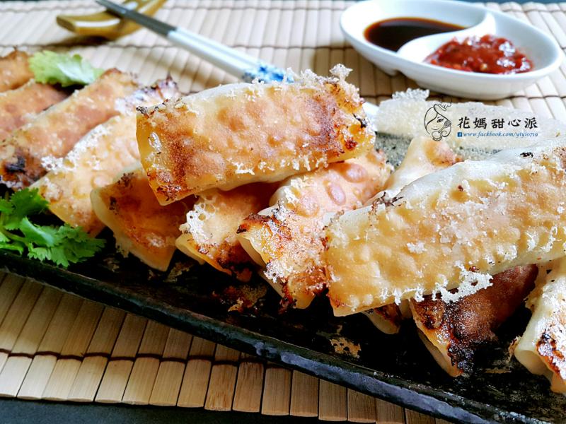 韓式泡菜豬肉鍋貼