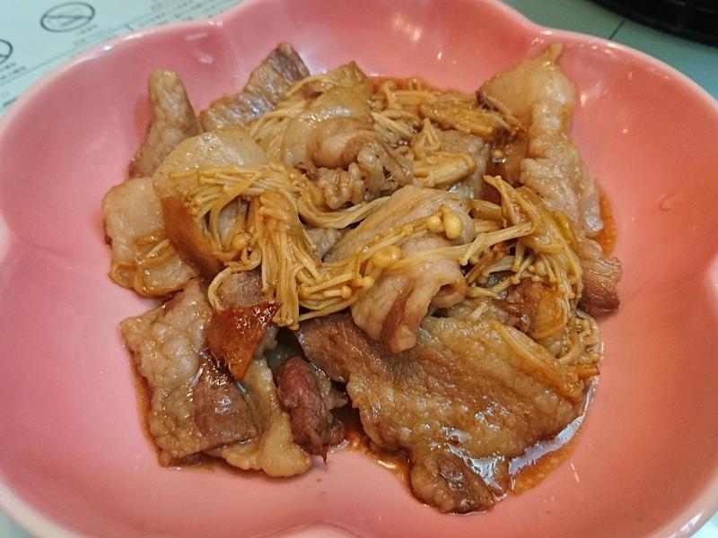 懶人版台式薑片燒肉