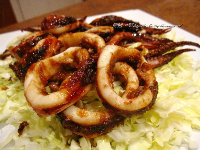 烤魷魚 (夜市的味道)