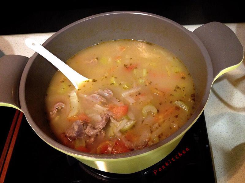 義式牛肉羅宋湯