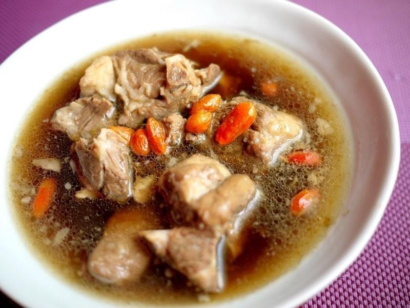 ♫下廚--飄香肉骨茶燉排骨