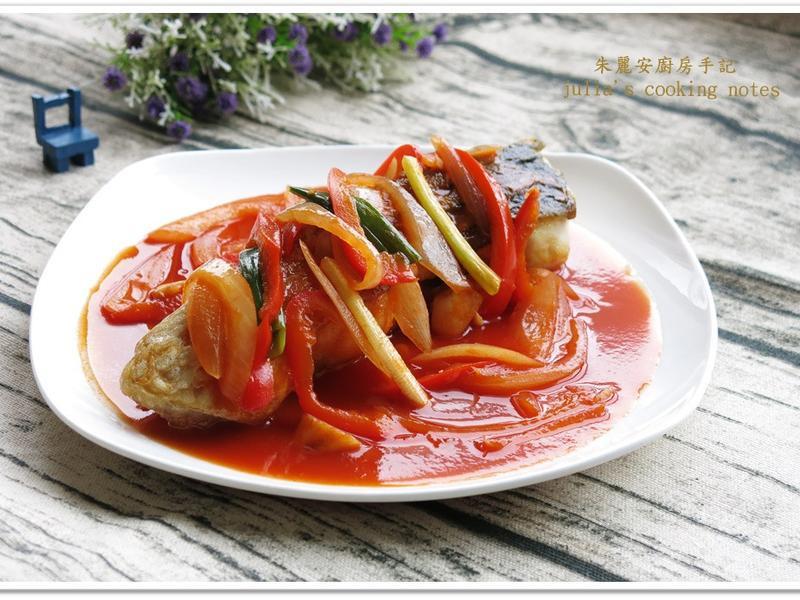[糖醋魚] 簡易快速家常菜