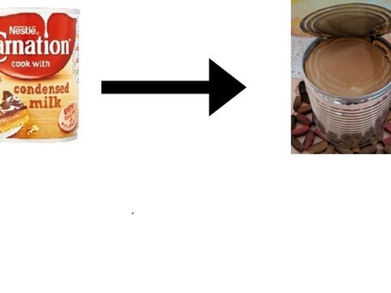 自製焦糖(caramel)