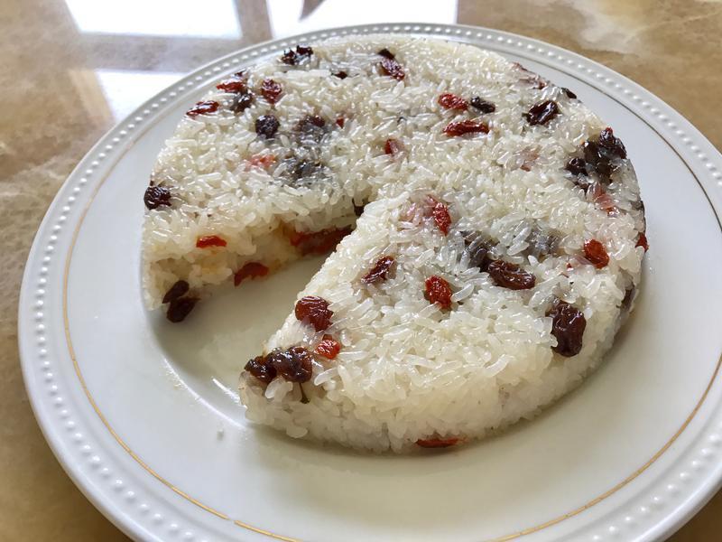 酒香桂圓糯米糕