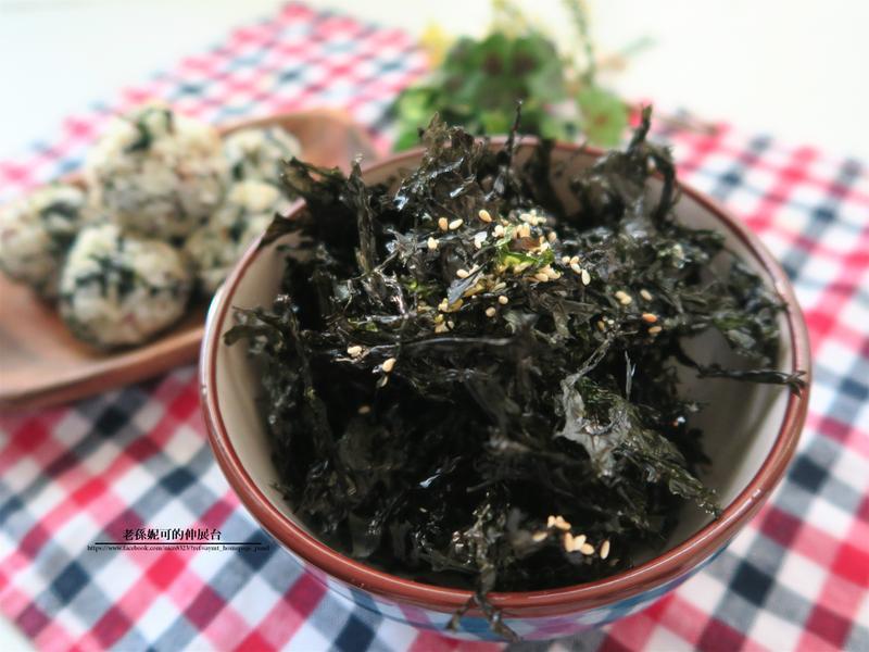麻油紫菜酥