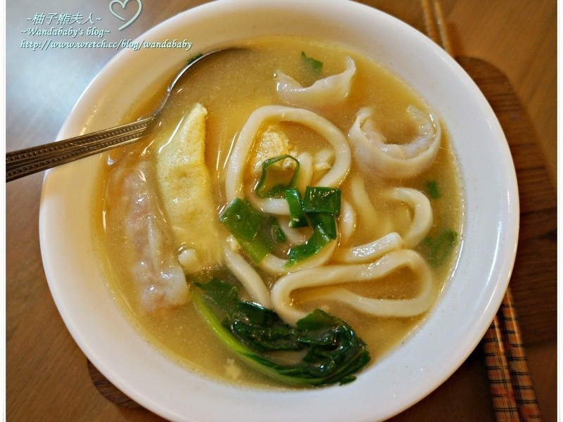 日式味增魚餃湯麵鍋
