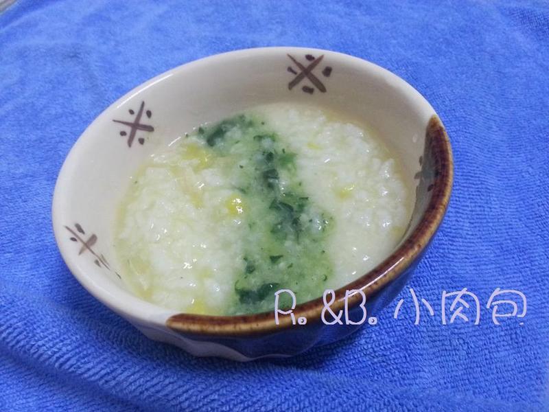 寶寶副食品-地瓜親子三味粥