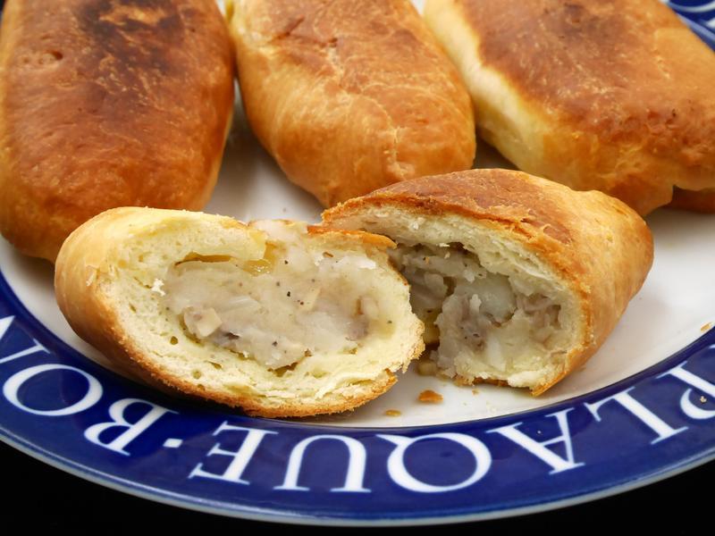 俄式小餡餅-皮羅什基